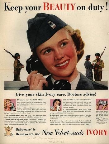 Vintage Adverts from the 1940s « Veronica Vintage